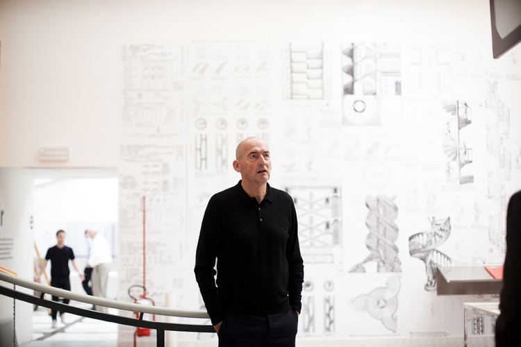 Rem Koolhaas: Live Lecture Stream from the World Architecture Festival, © Italo Rondinella