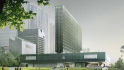 Museu projetado por Herzog & de Meuron em Hong Kong entra em fase final de construção