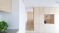 Tiny Home for a Tall Guy / Julius Taminiau Architects