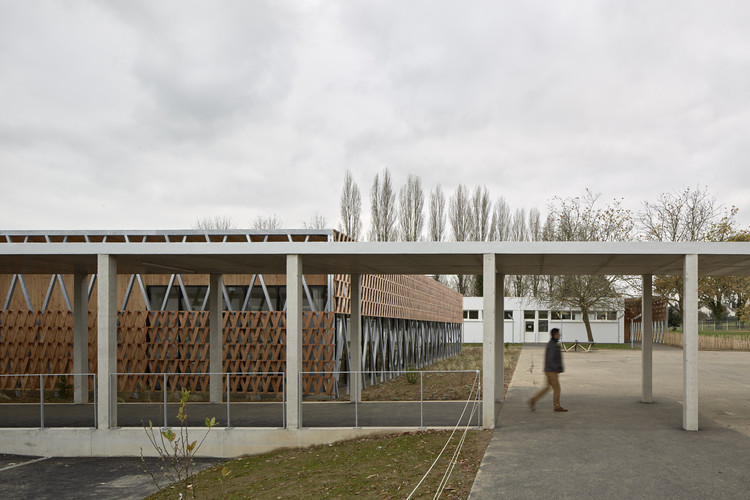 Reconstructed Past / MABIRE REICH Architectes, © Guillaume Satre