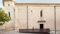 San Francesco Church Catwalk / Nunzio Gabriele Sciveres + Giuseppe Gurrieri