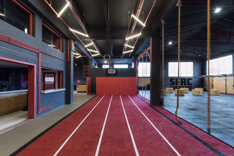 SuperForce CrossFit / Grupo Nuvem Arquitetura, © Marcelo Donadussi