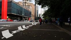 Arquitetos consagrados propõem mobiliários urbanos para a Avenida Paulista