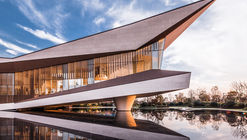 Langtin Yuanzhu Experience Hall / CHALLENGE DESIGN