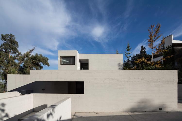 CASAFRAN / Gonzalo Mardones V Arquitectos, © Nico Saieh