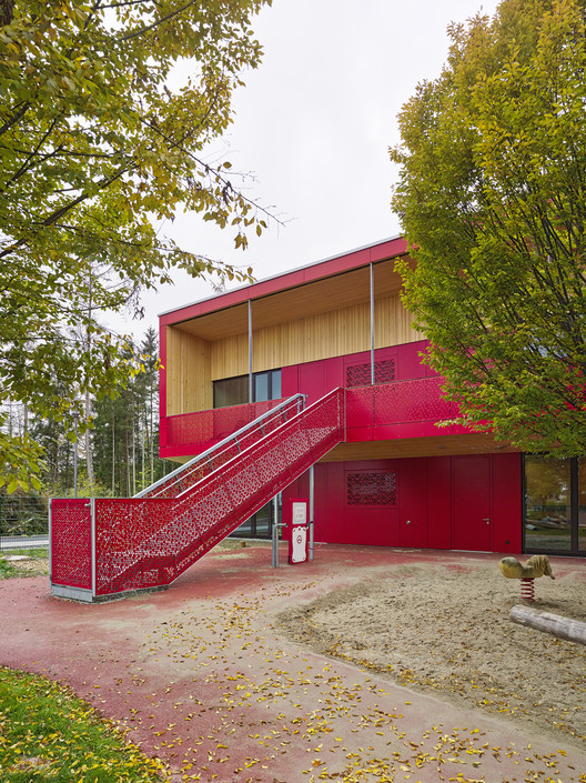 House for children Gilching / Hirner and Riehl Architekten, © Julia Schambeck
