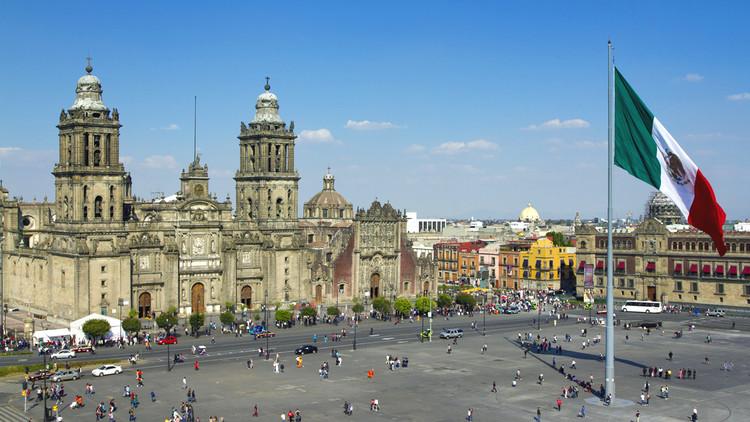 9 conceptos urbanos de las ciudades mexicanas, Zócalo del Ciudad de México. Image