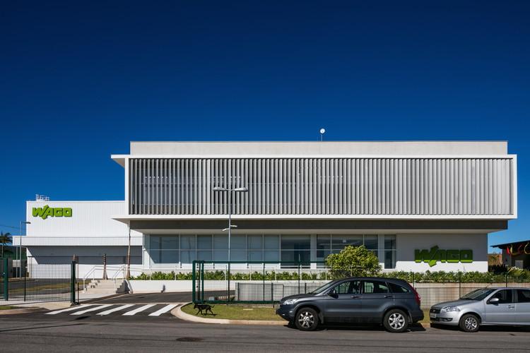 WAGO / Paulo Bruna Arquitetos Associados, © Nelson Kon