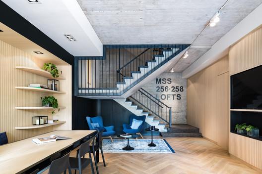 Urban lofts bureau fraai bnla architecten archiweb 3.0
