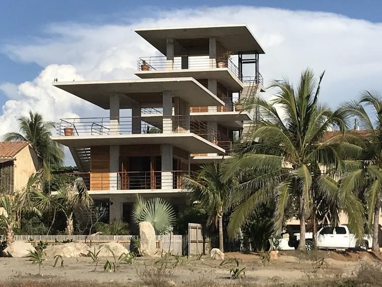 Zicatela / Taller de Arquitectura X / Alberto Kalach, Cortesía de Alberto Kalach