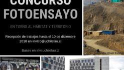Concurso foto-ensayo en torno al hábitat y el territorio 2018
