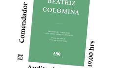 Lanzamiento ARQ DOCS Beatriz Colomina