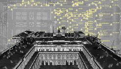 Una nube de puntos dota al Palacio Real de España un modelo 3D casi milimétrico