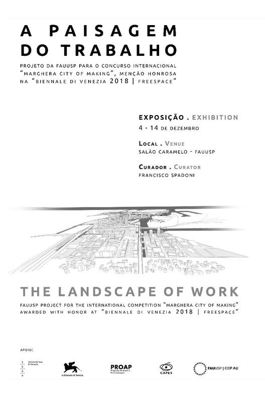 Exposição : A Paisagem do Trabalho , A Paisagem do Trabalho / The Landscape of Work