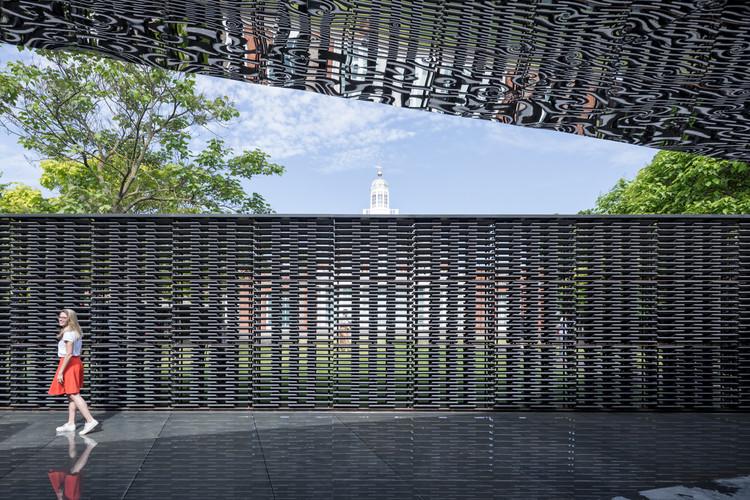Frida Escobedo: 'La arquitectura siempre se está transformando y convirtiendo, es una ruina de sí misma', Serpentine Pavilion 2018 / Frida Escobedo. Image © Laurian Ghinitoiu