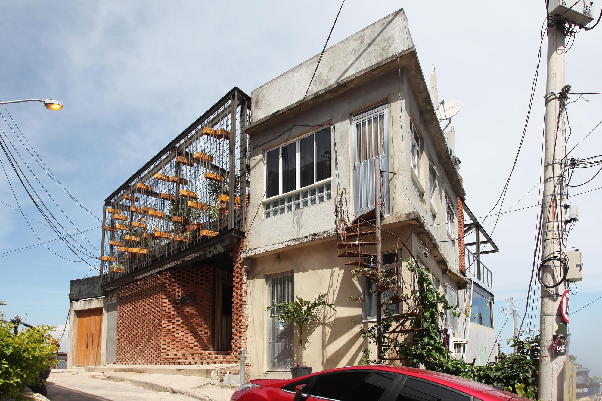 Galeria de Bar da Laje / OYAPOCK architectes - 1