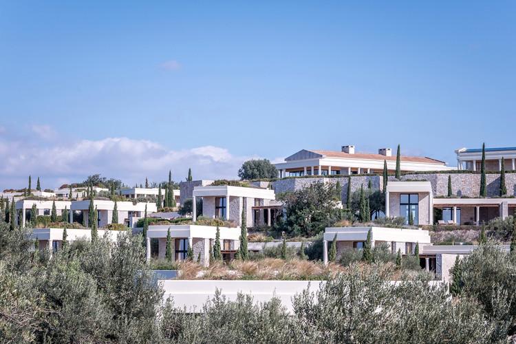 Amanzoe Luxury Hotel Villas Edward Tuttle Designrealization