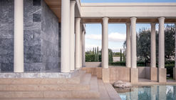 Amanzoe Luxury Hotel & Villas / Edward Tuttle | Designrealization