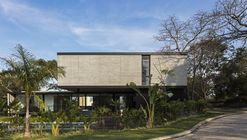 Pomarino House / Sommet