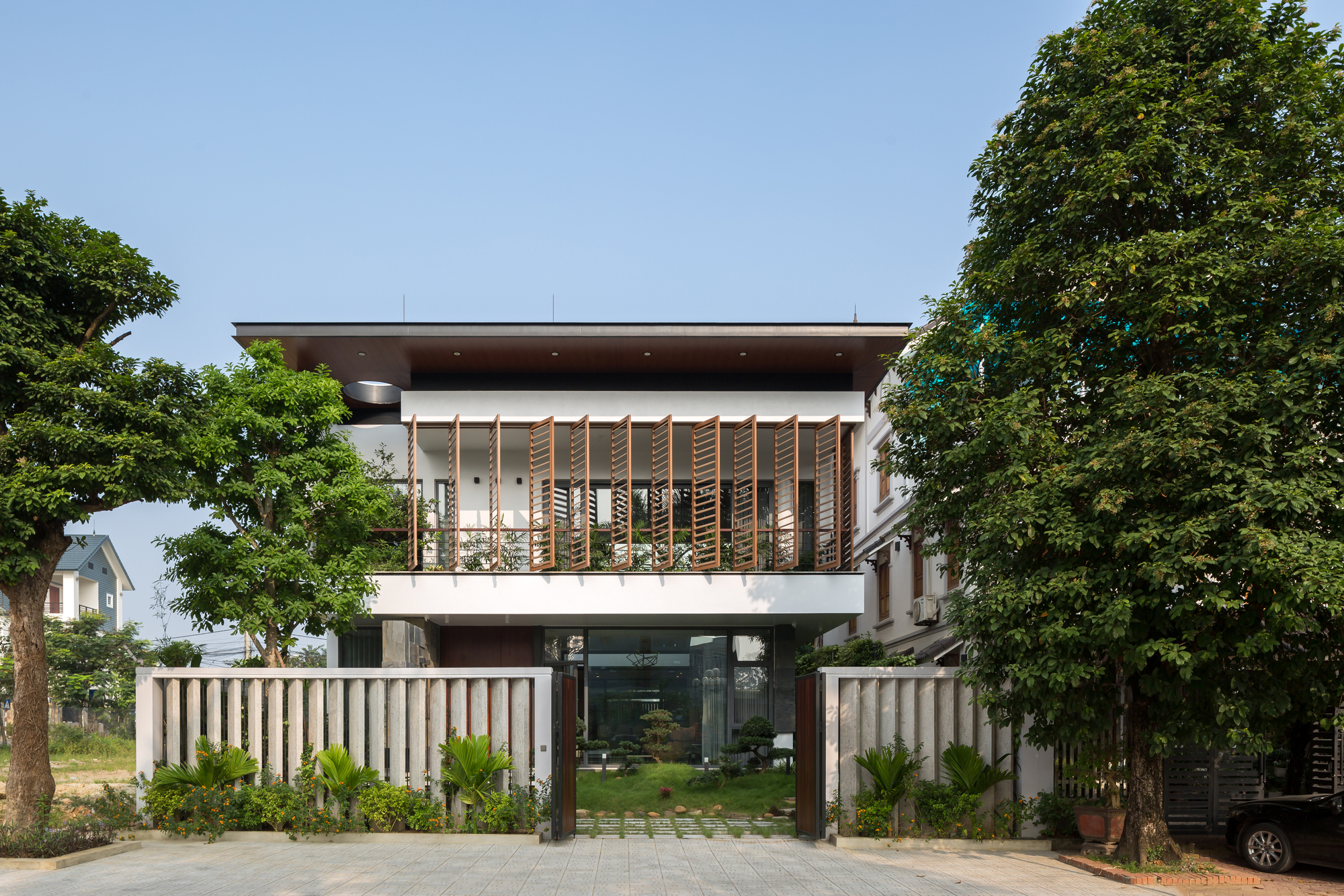 House of Light & Wind / Ray Architecture Viet Nam | ArchDaily