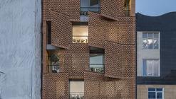 Edificio Residencial Saadat Abad / Mohsen Kazemianfard - fundamental approach architects