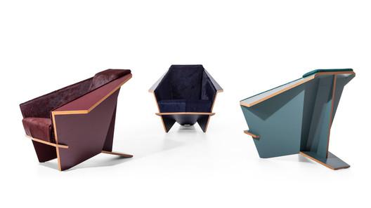 Taliesin 1 Chair. Image © Cassina