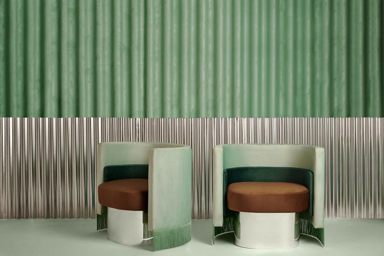 """Esta colección de mobiliario se inspira en el concepto """"Sexy, Lux & Fun"""" para crear piezas icónicas y atemporales, © Luis Beltran"""