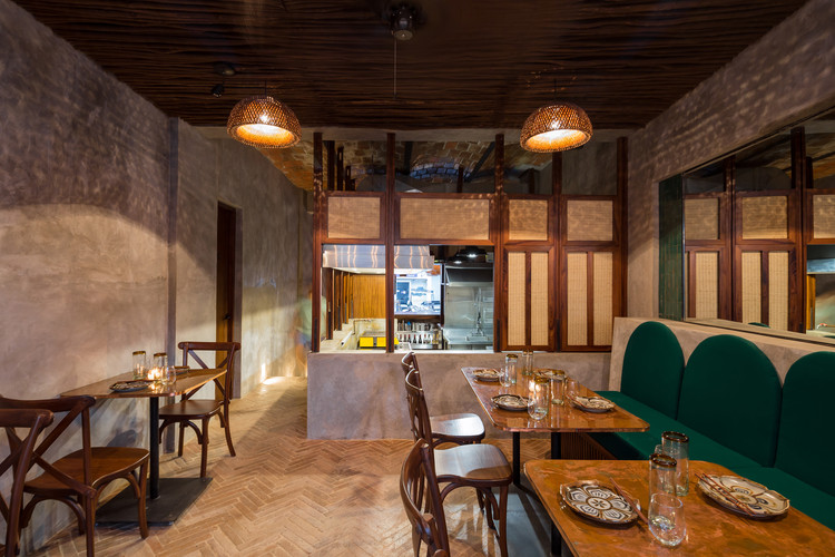 Restaurante Achara / PALMA, © Luis Young