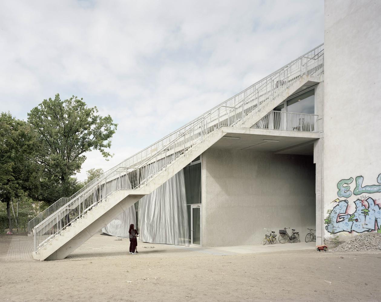 Gallery Of Terrassenhaus Berlin Brandlhuber Emde Burlon Muck