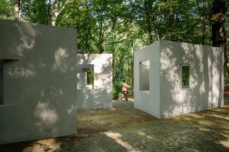 El jardín de las escenas enmarcadas / The Open Workshop, © Luis Belo