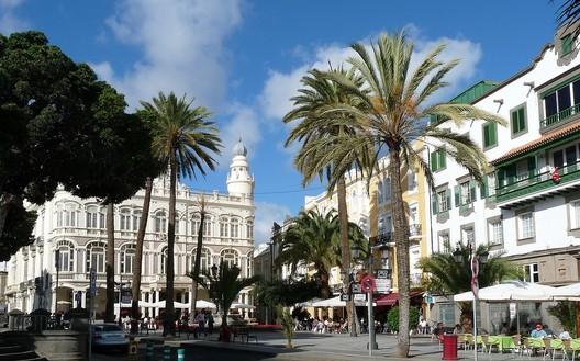 Gran Canaria. Image