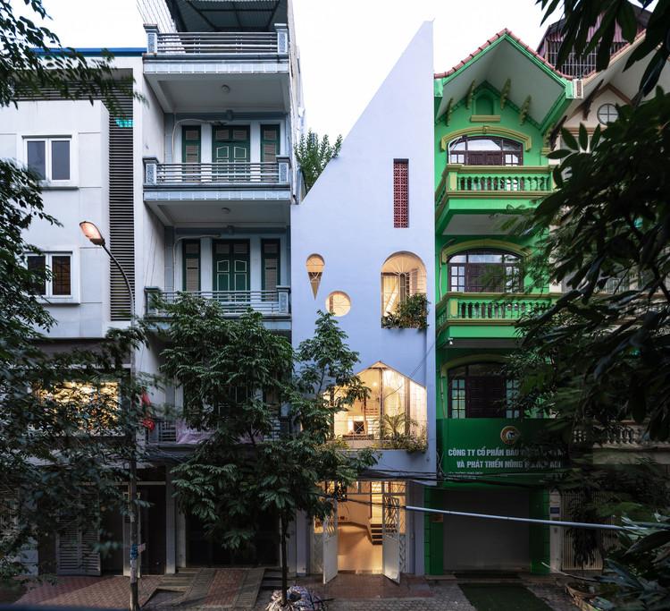 Residência Đại Kim / Aline Architect, © Triệu Chiến