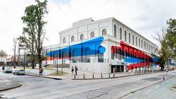 La intervención artística de Elian Chali que reinventa la Vieja Usina en Córdoba