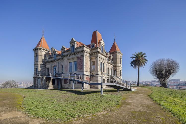 Palacete da Quinta Marques Gomes / FCC Arquitectura, © Bruno Barbosa