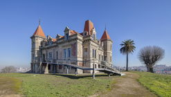 Palacete da Quinta Marques Gomes / FCC Arquitectura