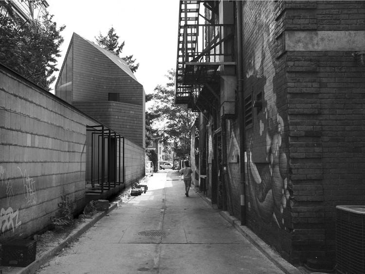The Octagon / Ja Architecture Studio. Image via Canadian Architect Magazine