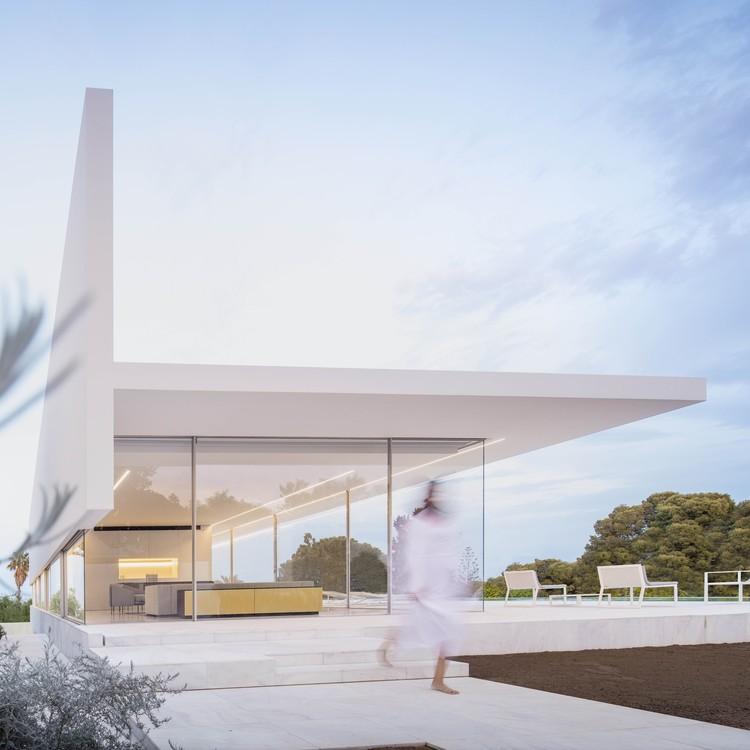 Residência Hofmann / Fran Silvestre Arquitectos, © Fernando Guerra | FG+SG