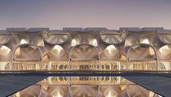 NUDES Designs a Mosque of Light for Dubai