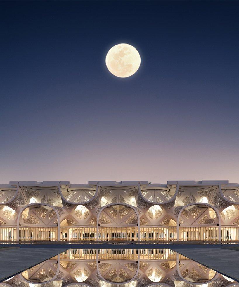 NUDES разрабатывает мечеть для Дубая