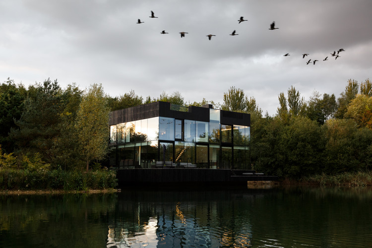 Villa on the Lake / Mecanoo, © mariashot.photo