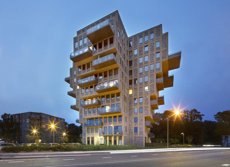 Torre Belvedere / René van Zuuk Architects, © Lisanne Redegeld