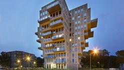 Torre Belvedere / René van Zuuk Architects