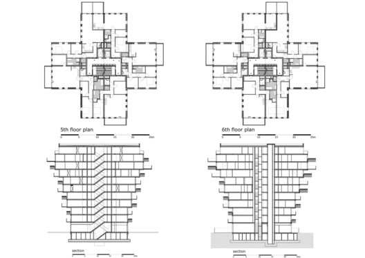 Plans 04 / Sections