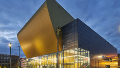 Bonus Arena Hull / AFL Architects