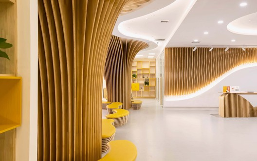 Lobby. Image © Zhenyong Yang