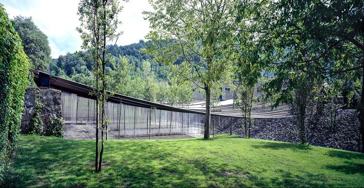 RCR Arquitectes: territorio, paisaje y vida como un único relato inmanente, Cortesía de Hisao Suzuki