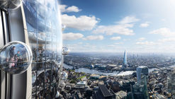 Foster + Partners' Tulip Towers Could Pose Risks to Air Traffic Control