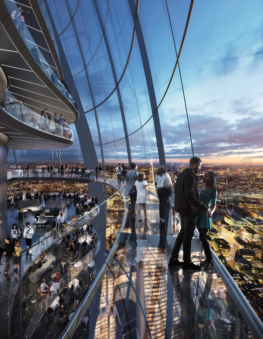 Courtesy of DBOX for Foster + Partners