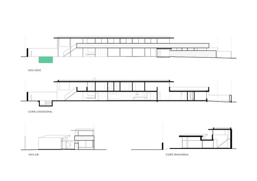 Elevations and Sections