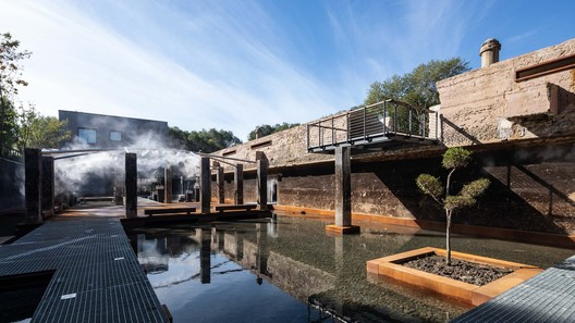 Cultural Memory of Industrial Heritage_Pond for growing. Image © Shuang Pan